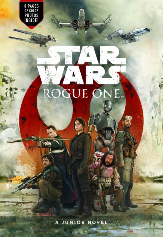 Star Wars: Rogue One Junior Novel